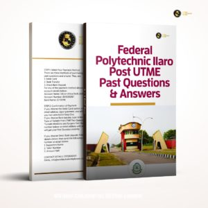 Federal Polytechnic Ilaro-post-utme-past-questions