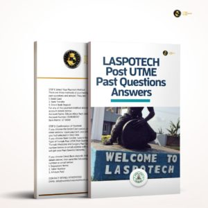 LASPOTECH -post-utme-past-question-answers