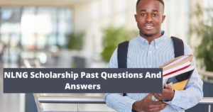 NLNG Scholarship Past Question