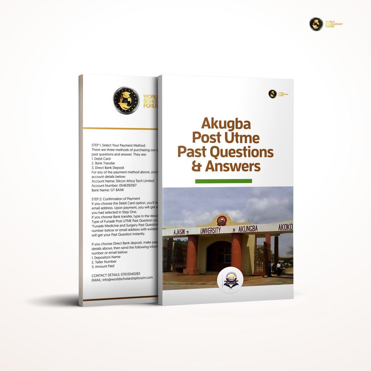 akugba-post-utme-past-question
