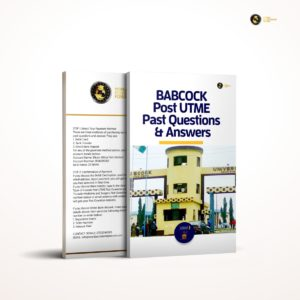 babcock-post-utme-past-questions-answers-2020