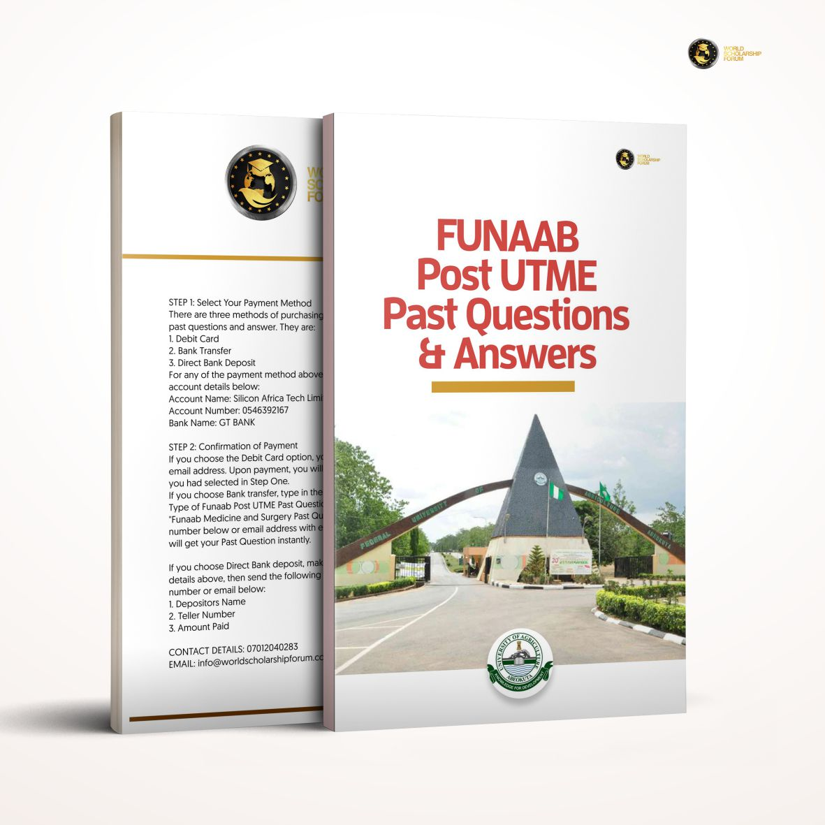 funaab-post-utme-past-questions-answers