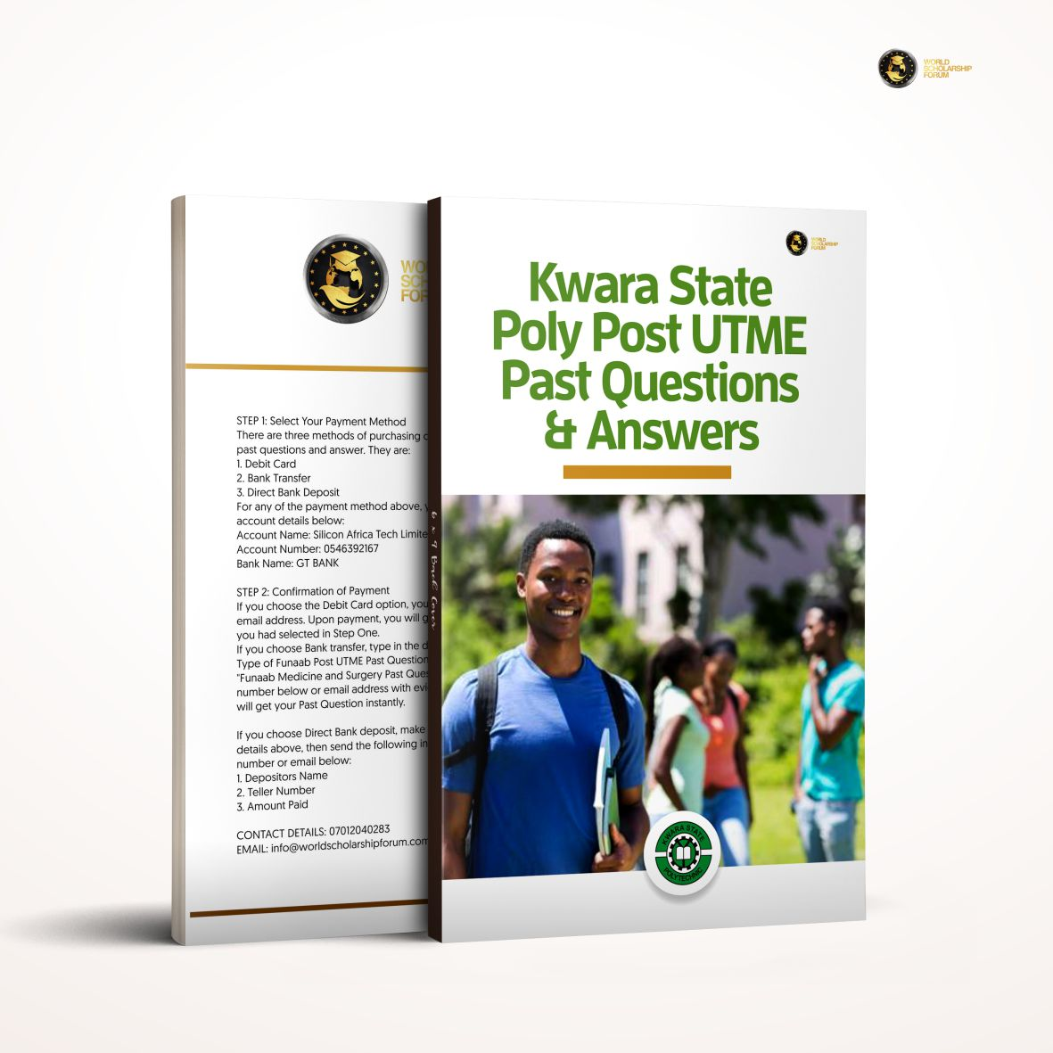 kwara-state-university-post-utme-past-question