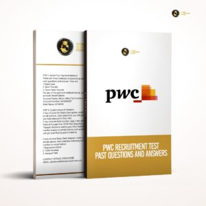 pwc-recruitment-test-past-questions-answers