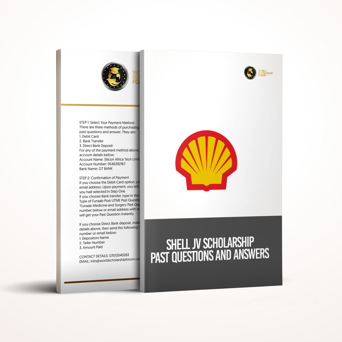 Shell Undergraduate Scholarship Past Questions and Answers
