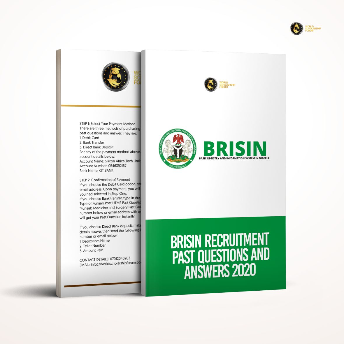 Brisin Recruitment Past Questions And Answers