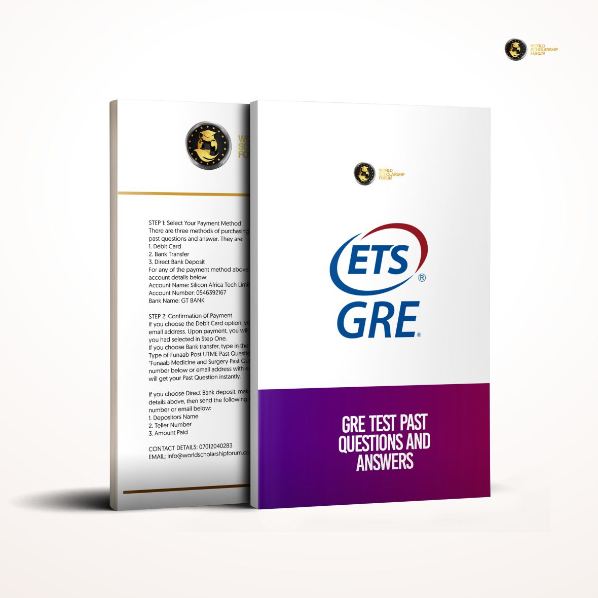 GRE Past Questions And Answers in 2021