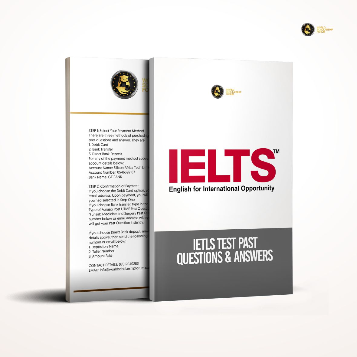Download IELTS Past Questions & Answers For 2020 | PDF