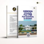igbinedion-university-post-utme-past-questions