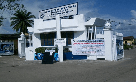 CRUTECH Post Utme Past Questions & Answers