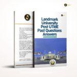 landmark-university-past-questions-answers