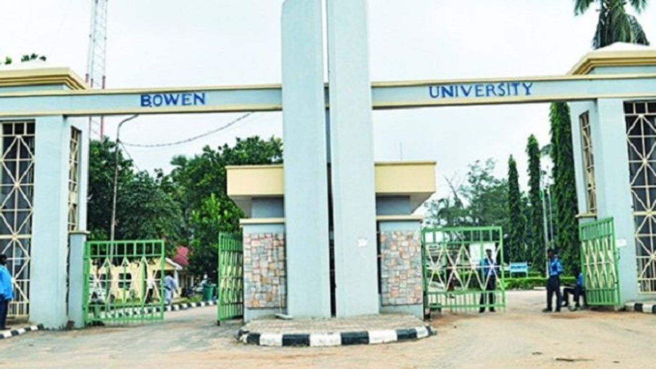 bowen-university-post-utme-past-questions