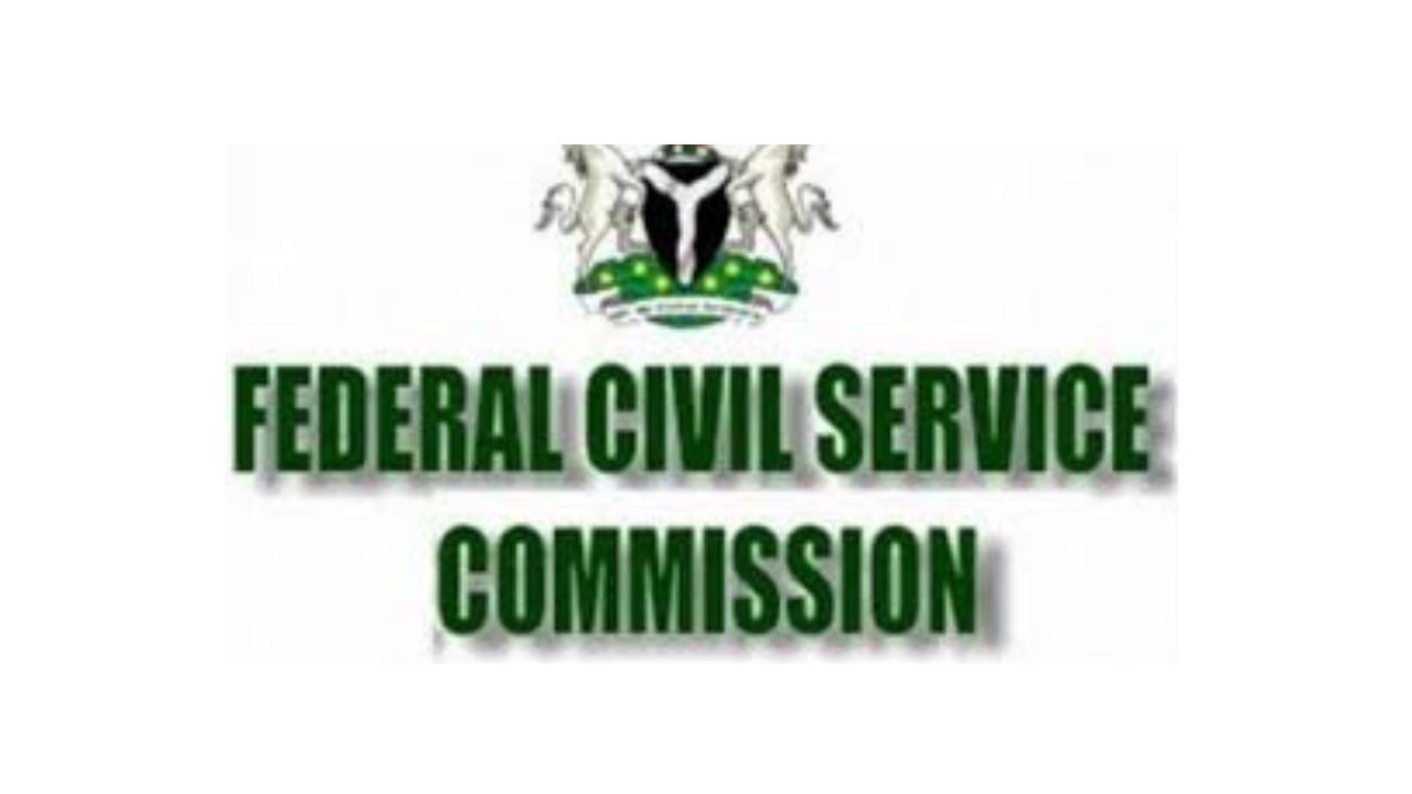Civil service promotion examination past question