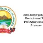 Ekiti State Teaching Service Commission (TESCOM) Recruitment interview exams