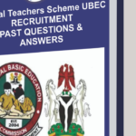UBEC Recruitment Exams Past Questions and Answers