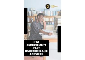 iita-recruitment-past-questions-and-answers