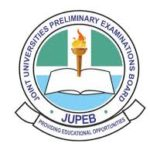 Uniport jupeb past questions and answers